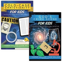 cold case christianity for kids